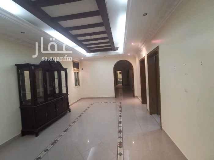 1508866 شقة للايجار بحي المروة مخطط الحرمين جوار مسجد الحرمين  6 غرف +صالة +غرفة خادمة+غرفة سائق +4 دورات مياه _الدور الرابع