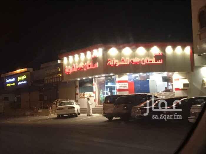 1696362 عماره تجارية في حي السميري بينبع على اربعة شوارع مساحتها 605