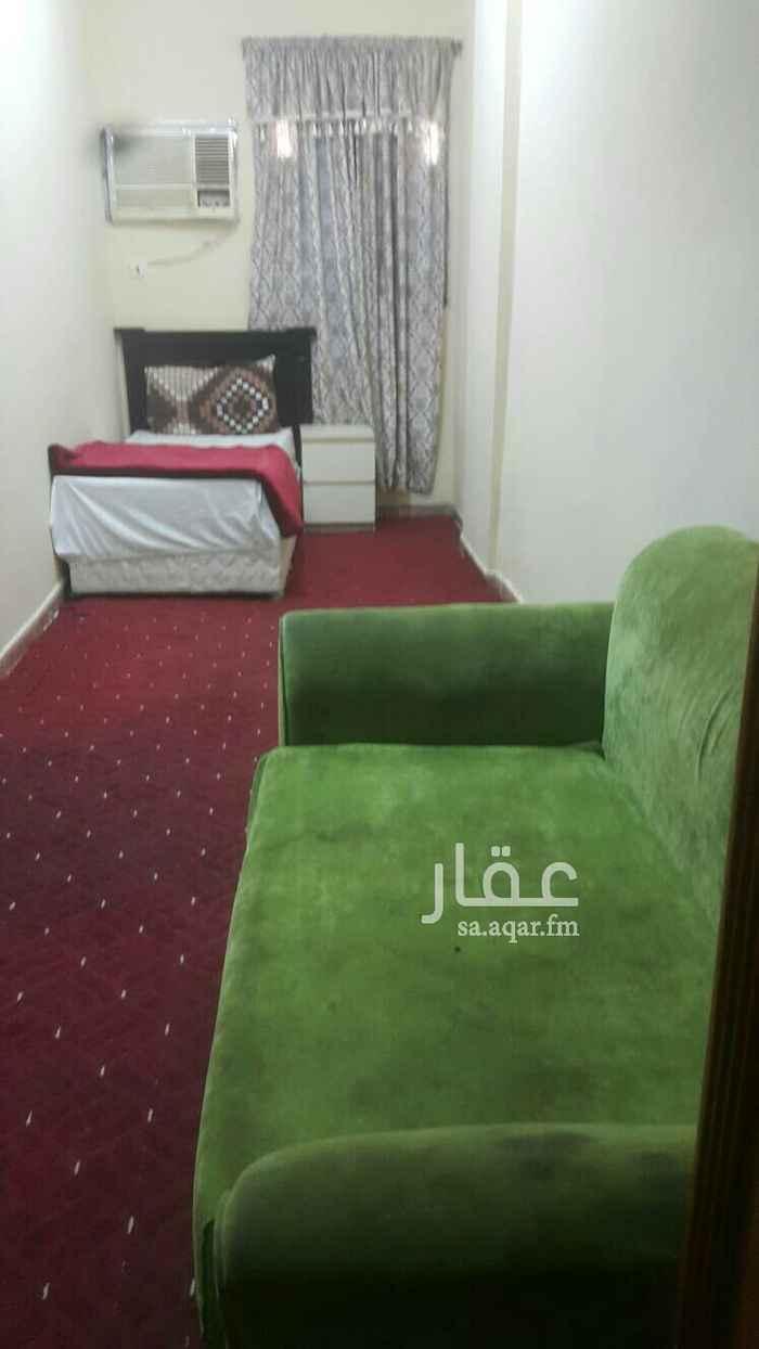 1496820 غرفه وحمام ومطبخ مؤثثه بالكامل مع كهرباء ومياه وخدمات وصيانه شهري وانترنت 1300
