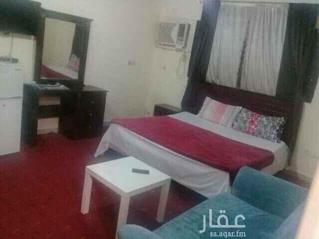 1496827 غرفه وحمام ومطبخ مؤثثه بالكامل مع كهرباء ومياه وخدمات وصيانه شهري وانترنت 1400في الشهر