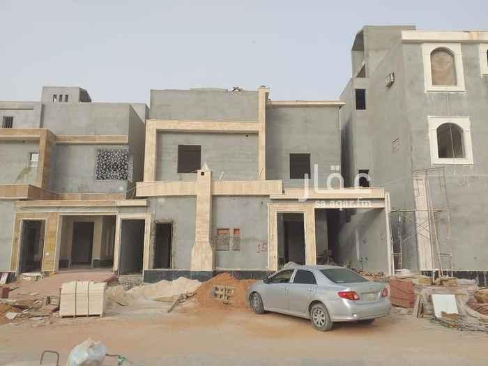 1510421 فلا للبيع في حي الرمال التعمير درج داخلي وشقتين بناء شخصي وضمانات شامله للتواصل 0557496009