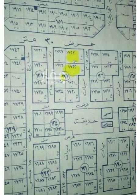 1704074 ارض للبيع بحي الصحافة مربع  ( ١ ) المساحة  ٢٩٢٥م قطعتين تصلح لبناء قصر   القطعه الاولي زاوية مساحه ١٥٧٥م  شارع شمالي ٣٠م وشرق شارع ١٥م الاطوال ٤٥*٣٥م  القطعه الثانيه مساحه ١٣٥٠م شارع شرقي ١٥م  وميدان جزء من الجنوب الاطوال٣٠*٤٥م  اجمالي القطعين٢٩٢٥م السوم  ٢٥٥٠ ريال للمتر  الحد قريب للاستفسار واتس اب  ٠٥٠٨٩٩٩٩٧٥ مكتب 🏢ناصفه الشمال للعقارات  الموقع صحيح اسفل الاعلان 👇