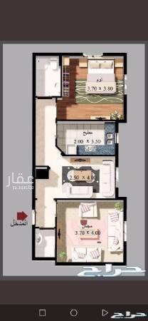 1742157 شقة غرفتين وصالة امامية دور اول جاهزة للسكن جوار مسجد مضاوي ١٧٠الف قابل للتفاوض ٠٥٤١٩٨٥٠٧٥