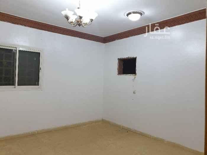 1674556 شقة ب ملحق ب فلة ٤ غرف وصالة