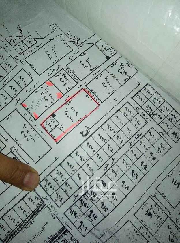 1643883 ارض للبيع في حي الامانه شمال الملك سلمان مساحة ١١١٠زوايه شمال غرب سعر المتر الف ٧٠٠على طول على الشارع ٣٠ في ٣٥ شارع ٣٦ شمال و ١٥ غربي