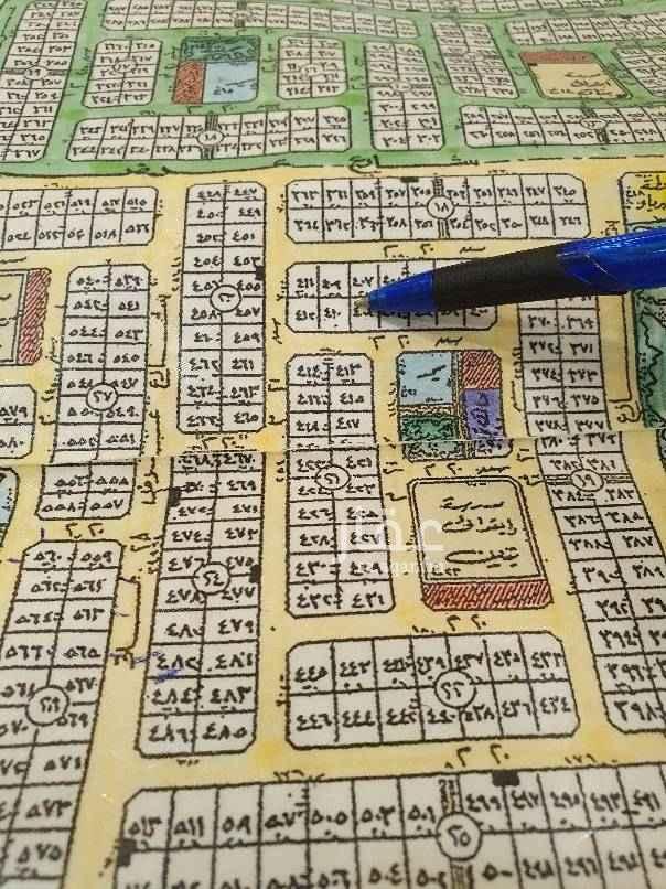 1508953 للبيع بمخطط ٩٢ /٢ بعزيزية الخبر ارض رقم  ٤١٠ حرف ج مساحة  ٨٧٥ متر شارع عرض  ٢٠ جنوب السعر ٥٩٠ الف للتواصل  ٠٥٤٤٠٧١٨٢٠/٠٥٥٧٠٨٨٣٩٠ هشام نصر