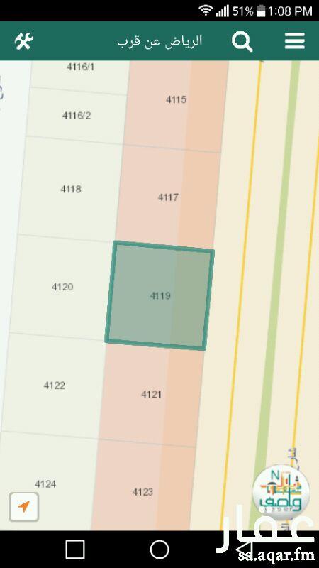 271656 ارض تجارية للإيجار طويل الأجل شارع 40 شرقي الاطوال 30 في عمق 30