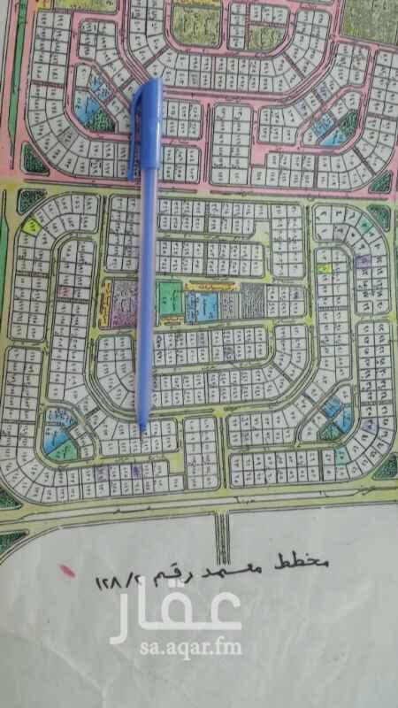 1293045 للبيع ارض في مخطط 209  حرف أ رقم 228  مساحه 875 متر  شارع 20 شمال  السعر 230 الف حد