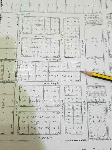1607726 للبيع قطعة ارض سكنية حي العارض غرب الملك عبدالعزيز جنوب ال80 مخطط سطام مربع 7 من بلك رقم 9 مجزء قطع  المساحة 360 متر  الاطوال 12×30عمق  شارع 15 جنوبي  البيع 1630 + الضريبة  العرض مباشر للاستفسار 0535702126 / 0543596183