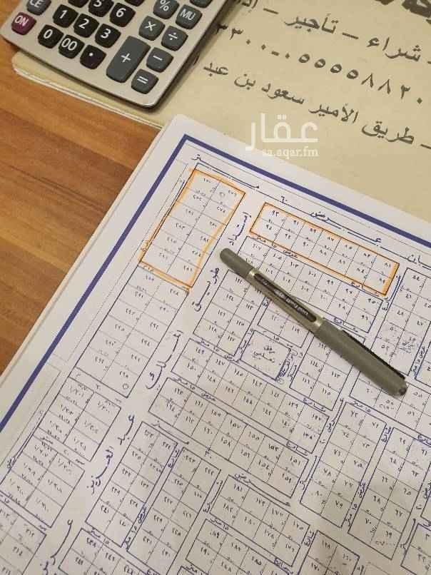 1438375 للبيع بلك كامل على طريق الملك عبدالعزيز حي بنبان الاطوال ٣٢٥م على الملك عبدالعزيز العمق ١٥٨م على السوم