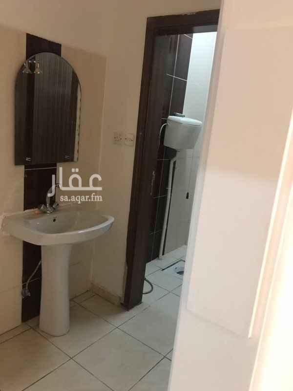 1503953 شقه غرفتين نوم وصاله ومجلس ودورتين مياه ومطبخ
