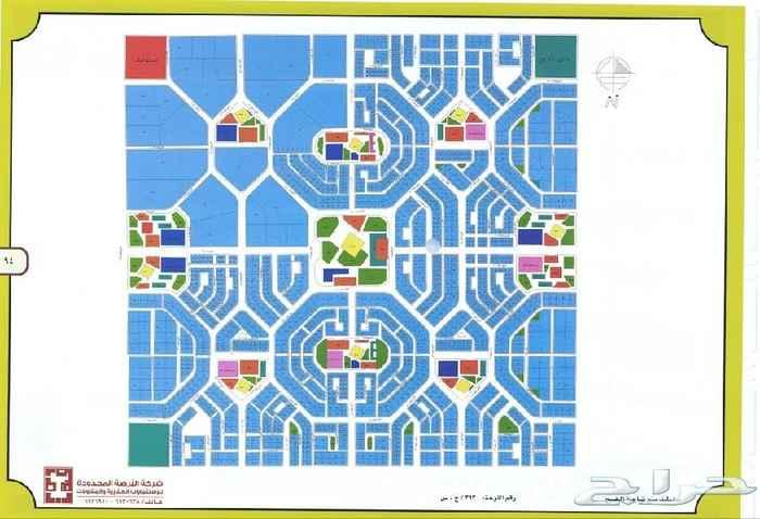 1740451 للبيع أرض  في جده  أبحر الشمالية  مخطط ضاحية الخليج  جزء   ( ج  مساحة 400متر  شارعين 16 مطلوب 400  الف ريال     لتواصل 0544543735  لتواصل 0508040774