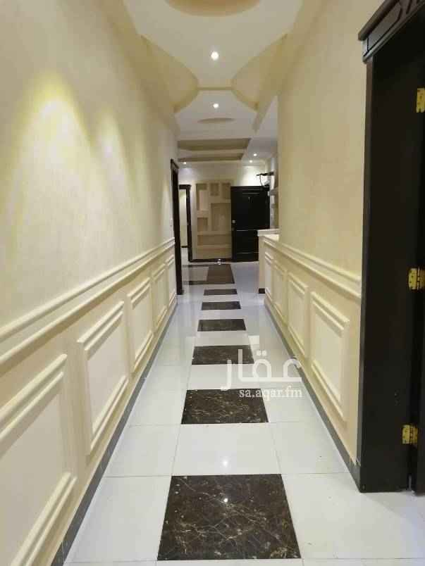 1548587 شقه تتكون من ٦ غرف وصاله و٤ دورات مياه موقف خاص خزان غرفة شغاله غرفة سائق السعر ٨٠٠٠٠٠ جوال ٠٥٥٠٥١٦٣٢٣