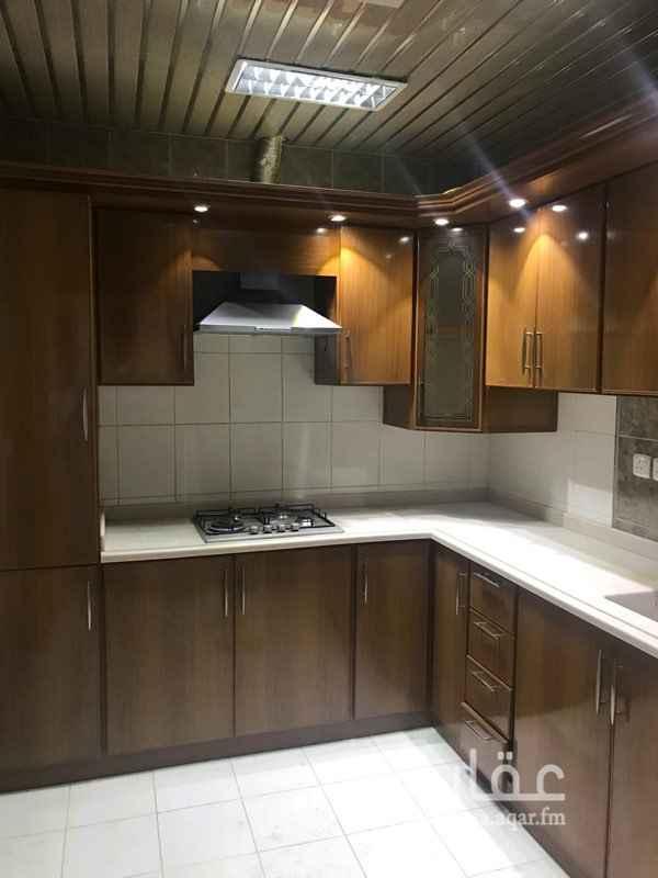 1511201 شقه في فلة  مكيفات سبيلت لكامل الشقة ومطبخ راكب مدخلين