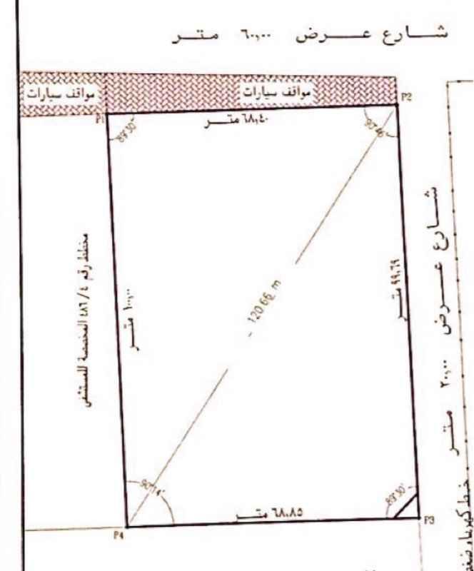 1415780 ارض تجارية بـ طريق القرى  بجانب بنده و تونتي ٤  موقع استثماري مميز  السعر بعد معرفه نوع المشروع المقام  تمنح مده عقد مناسبه