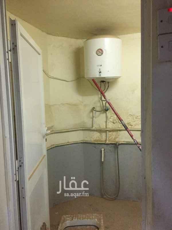 1547340 مستودع للايجار سنوي  دور ثالث عباره   عن ٣ غرف شينكو    دوره مياه   يستخدم مستودع فقط  يمنع السكن فيه