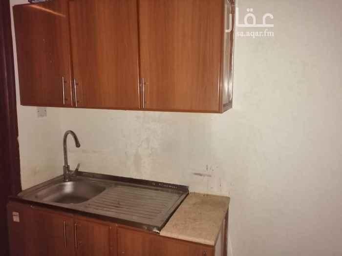 1623876 غرفتين وصاله ومطبخ راكب وحمام ومكيف اسبلت