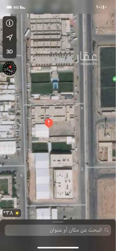 1672314 حوش مع غرف للعمال ومكتب في صناعية المنوسية وقريبة من طريق الدمام وشارع ظهير ١٥  0555558289 0544838388