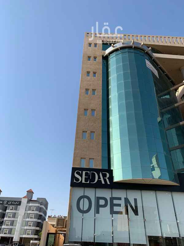 1580919 مكتب تحت الإنشاء في برج المحمدية بالخبر الدور السابع  تكلفة تأسيس المكتب ٦٥ الف ريال