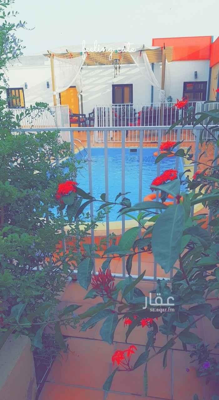 استراحة للايجار في حي السنابل في جده
