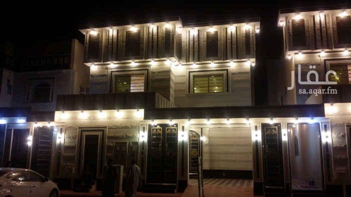 1401490 شقة جديدة للايجار ثلاث غرف وصاله ومدخلين دور ثاني بدون سطح ايجار  1000 ريال فقط شهريا