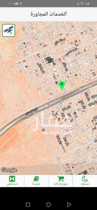 1626264 ارض تجارية ع طريق الملك سلمان 1800 م  مقابل محطة الدريس غرب طريق الملك فهد ع شور 6000 حد 6500 ريال المتر
