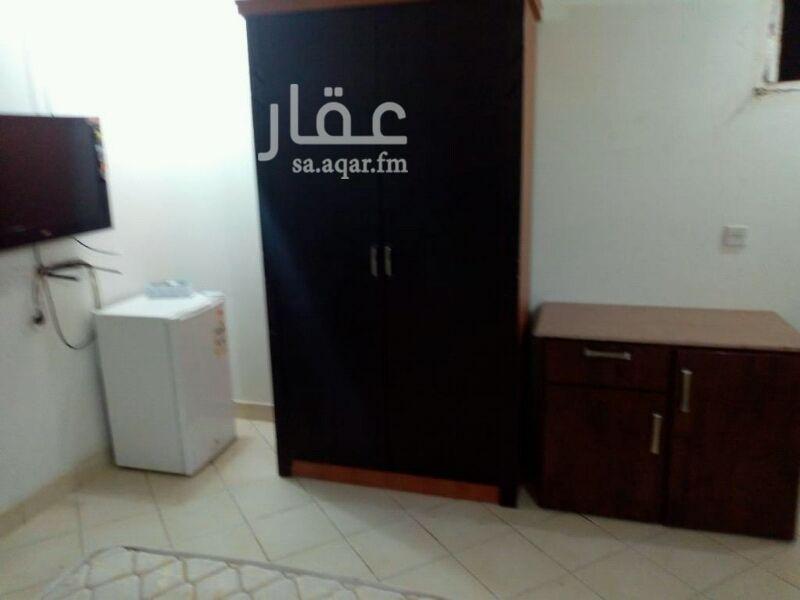 1401722 شقق مفروشة للايجار غرفة وحمام موثثه بحى الفيحاء
