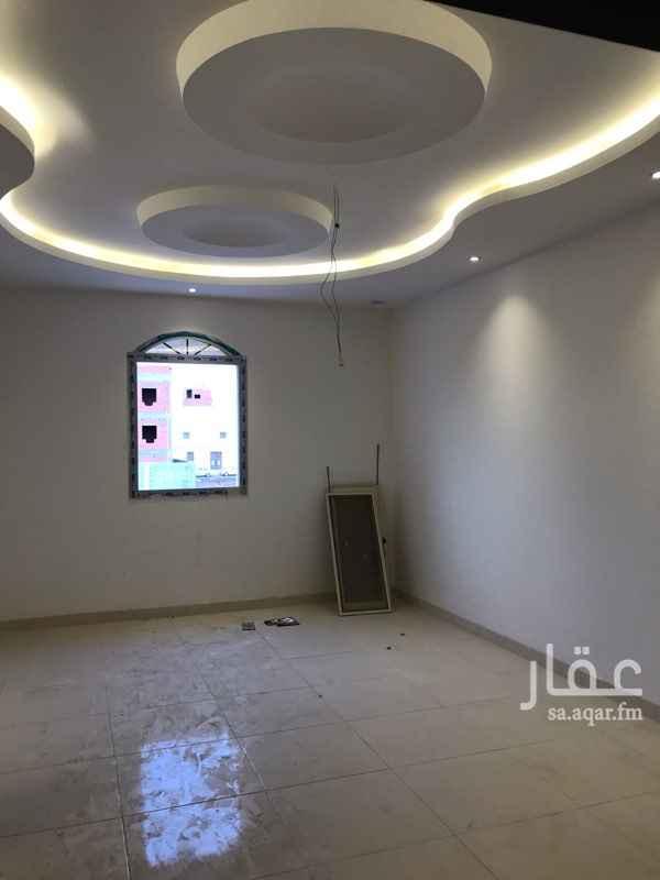 1729945 شقة من 3 غرف وصالة وحمامين ومطبخ في حي الفلاح جديده