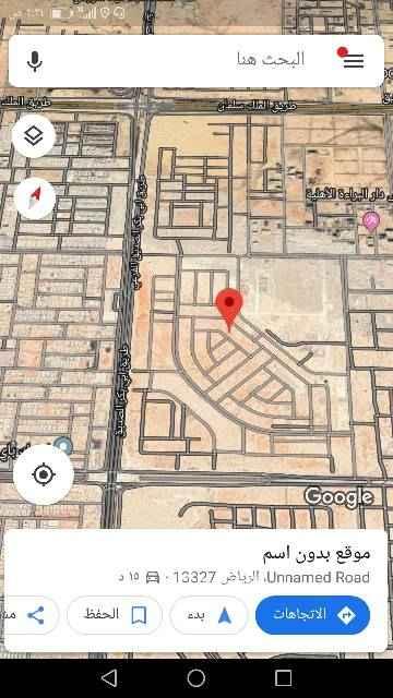 1636081 دبوس مثبّت بالقرب من النرجس، الرياض https://goo.gl/maps/TWM7mWgiDLtiGRuR8   للبيع ارض سكنيه بمخطط المدينة الذكية في الجزئيه المرتفعة  المساحة.   500 متر   الأطوال   20ف25 الوجهه جنوبيه شارع 15  قطعة رقم. 238 من بلك رقم 19  طبيعة الارض كف مقابل حرف T  السعر علي السوم. العرض مباشر من المالك   اخر سومه 2450 الموقع غير دقيق للاستفسار يرجى الاتصال