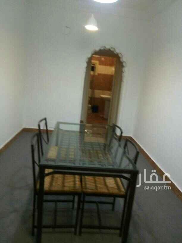 1682182 شقه مفروش للايجار غرفة نوم ومجلس وصاله وحمام للتواصل 0548429953
