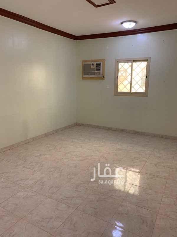 1543455 شقة بعمارة دور اول ٣ غرف وصالة و٣ دورات مياه واحده ماستر  مكيفات ومطبخ راكب