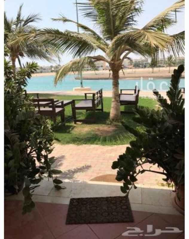 1634264 شاليه في شاطئ الحالمه مكون من ثلاثة غرف وثلاثة حمامات ومطبخ وصالة. الاثاث جديد وفاخر