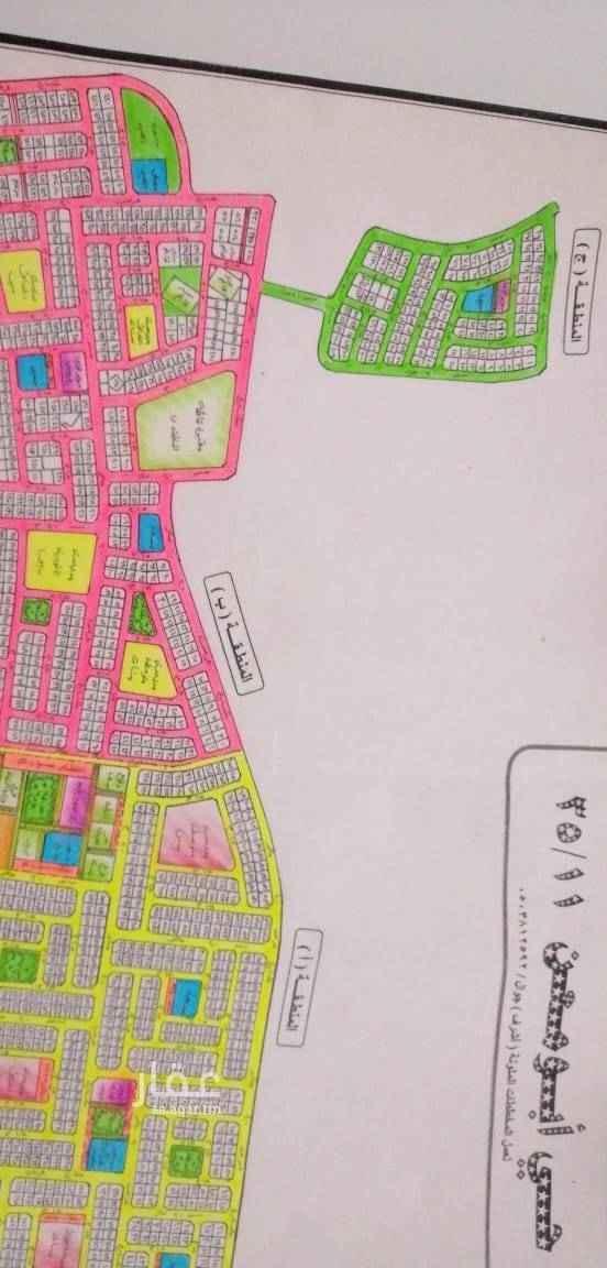1605839 للبيع أرض في مخطط ابومعن ٣٥/١١ رقم ١٣٤ أ مساحة ٥٨٥م شارع ١٥م جنوب السعر ٢٣٠ ألف  العرض مباشر من المالك  للتواصل مكتب دانة صفوة 0136630812 0549224396