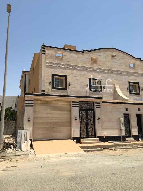1704594 فيلا في حي اللؤلؤة جديدة للايجار الشارع مزفلت ومنور   وجميع الخدمات متوفرة