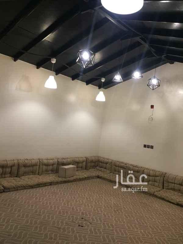 1697785 للايجار استراحه  تتكون من غرفه  ومطبخ ودوره مياه وخوش صغير  الايجار 17 الف على دفعتين  لتواصل 0550044868 /ابو محمد