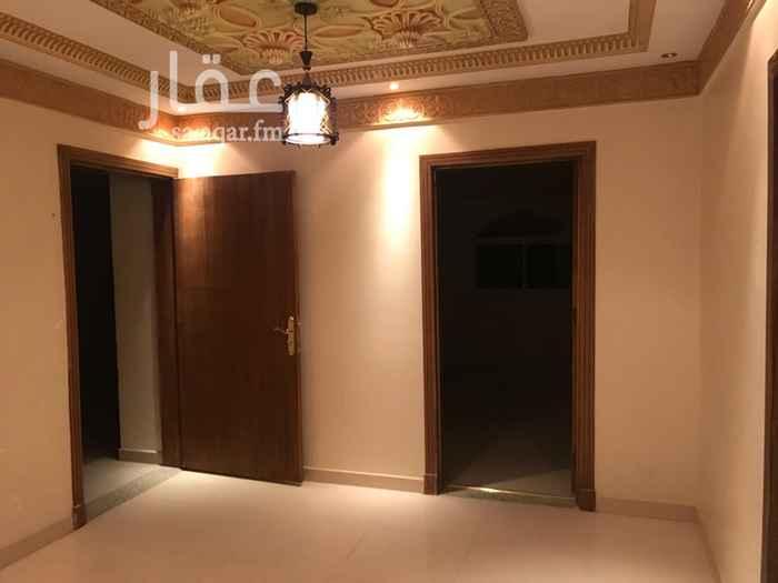1626384 شقة كبيرة حي العارض  غرفتين نوم وصاله ومجلس ومقلط ومطبخ ومكيفات راكبين