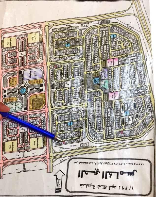 1378830 ارض سكنيه في ضاحية الدمام  الحي الخامس الثامن رقم 240 مساحه 491م شارع 24شمال 8جنوب