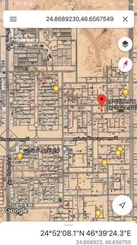 1758272 ✨ للبيع أرض في حي النرجس الكيلو السادس الغربي✨  المساحة: ٣٠٣,٧٥. الأطوال: ١٣,٥x٢٢,٥.   البيع: ١٦٥٠ على شور.  للتواصل والاستفسار أبو محمد: 0552131016
