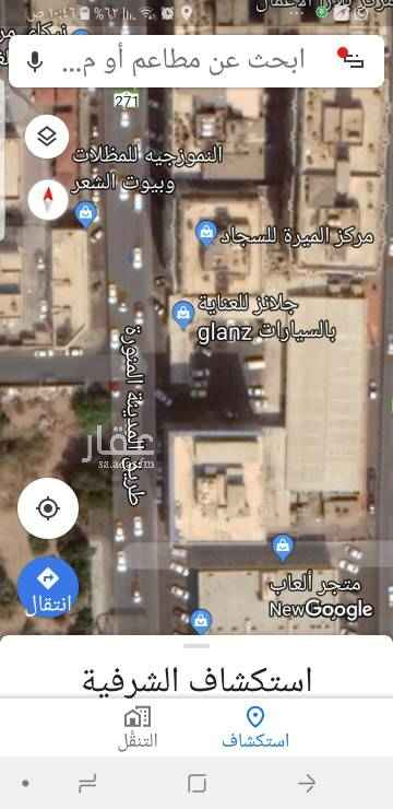 1485638 ارض للاستثمار على طريق المدينة على 3 شوارع مساحة 1235 م موقع مميز منطقة ابراج صك الكتروني وكروكي الموقع غير دقيق المطلوب مليون
