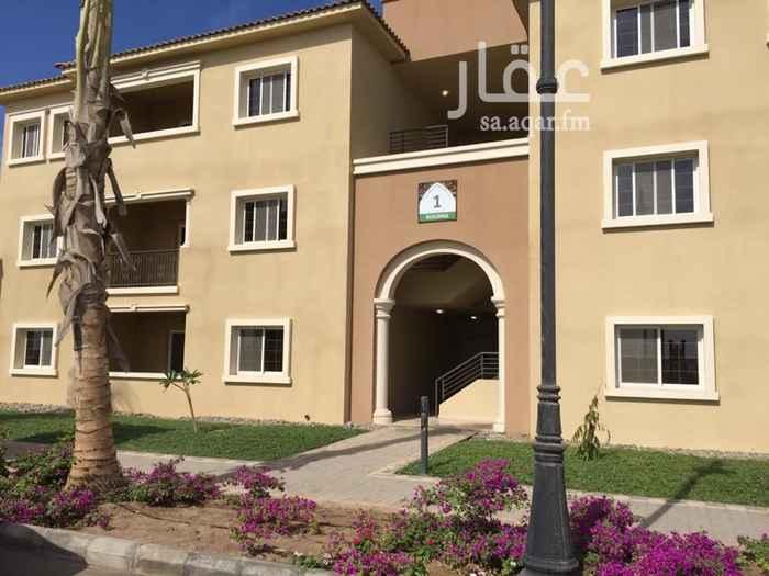 1507648 شقة في حي الواحة ، عبارة عن غرفتين نوم وصالة ومطبخ مؤثث ودورتين مياه. تقع في الدور الأول بالقرب من المصعد.  المكيفات (سبليت) مركبة والشقة بحالة ممتازة وقريبة جداً من نادي حي الواحة.