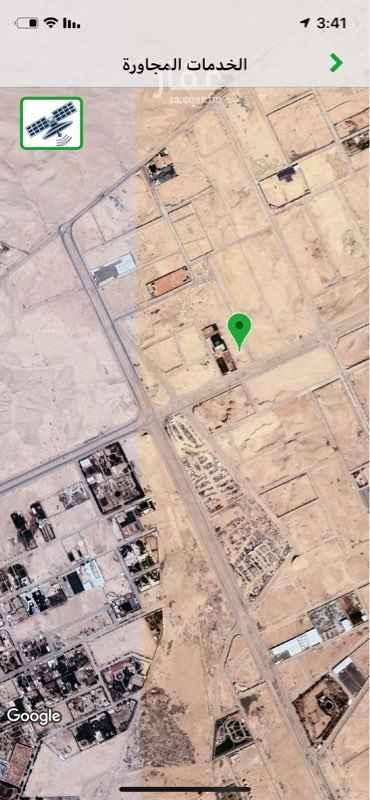 1606753 قطعة تجارية في تلال المطار في بنبان زواية الاطوال جنوب على طريق 60 بطول 60 متر              وعلى طريق شارع 20 بطول 189 متر