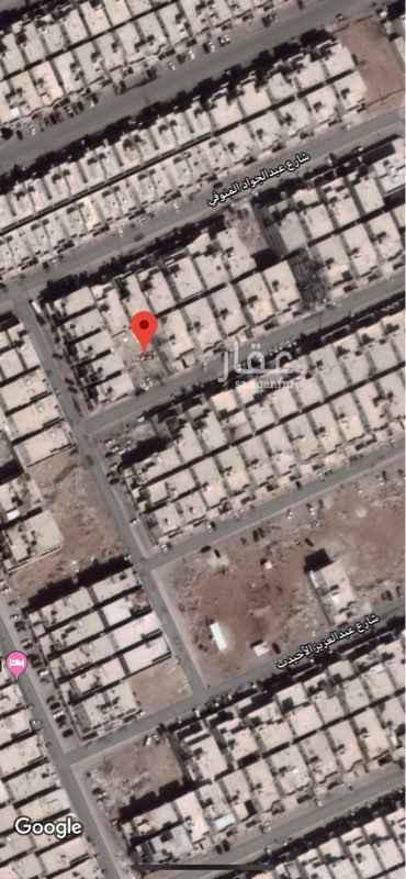 1820072 قطعتين 360 متر كل قطعه 12 في 30 حديده الزاويه شارع 15 جنوبي  1450 ريال للمتر غير الضريبه والسعي