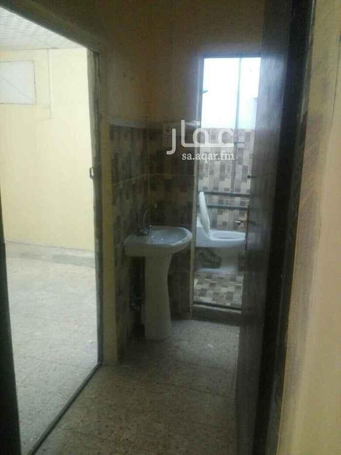 1505761 غرفة عزاب مكونة من غرفة وحمام حي الشميسي طريق المدينة المنورة 600 شاملة الماء والكهرباء اتصال 0553304073