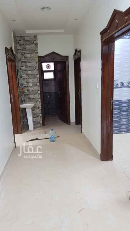 1676761 شقة دور علوي في فلة كهرب مستقل مدخلين 3 غرف وحمامين ومطبخ وصالة بوية وسباكة وكهرب نظيف