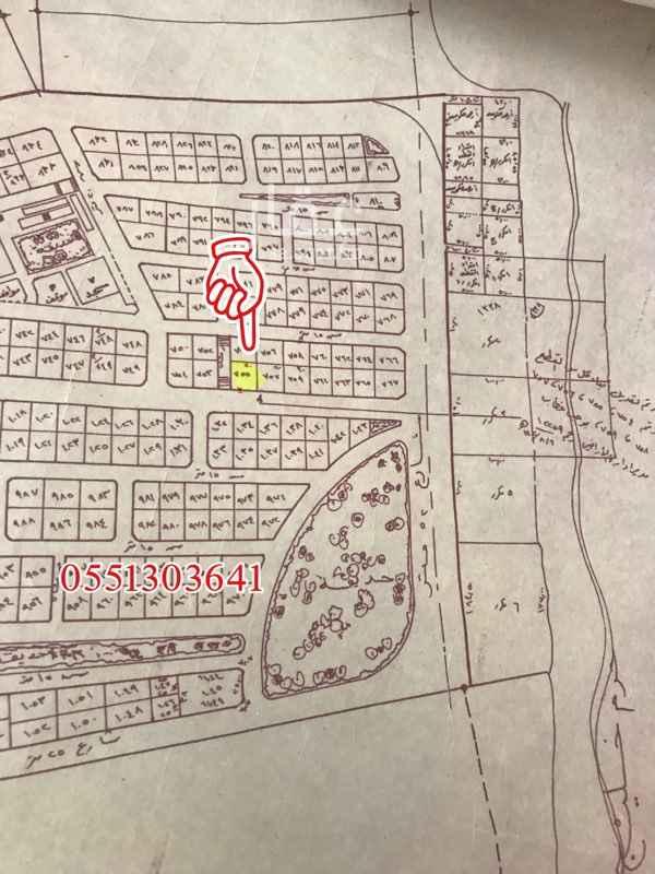1305175 مخطط ٣ج س   رقم ٧٥٥  مساحة ٩٠٠ متر   شارع٢٥ جنوبي + ممر ١٠ متر غربي   مطلوب ٣٣٠ الف   مباشره  ٠٥٥١٣٠٣٦٤١ - ٠٥٩٤٦٨٨٨٨٨