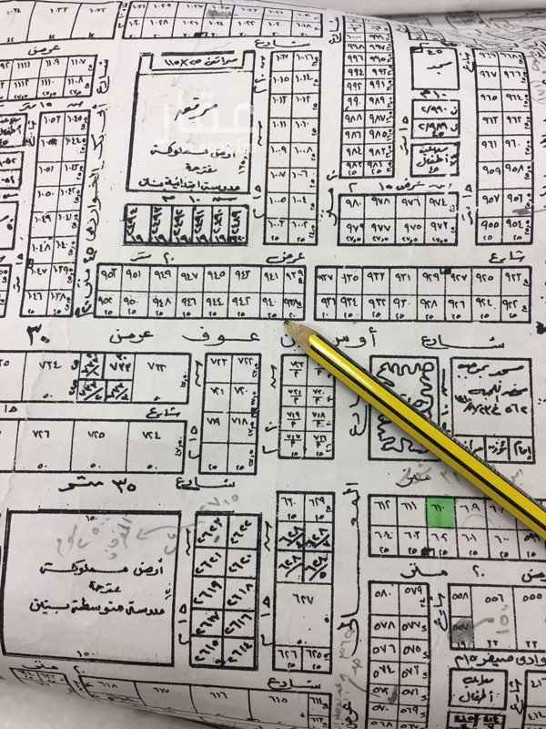 1755859 للبيع فيلا قديمه بسعر الأرض  على شارع تجاري  فى حى العقيق الشمالى  مساحة 625  الأطول 25*25  شارع 30 جنوبي  سعر المتر 3000 آلاف  ملحوظه الموقع ما دقيق