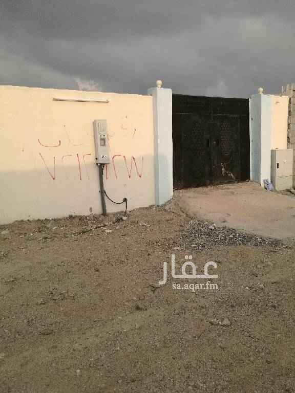 1394972 استراحه للايجار الشهري  مكونه من ثلاثه غرف وحمام ومطبخ وحوش كبير
