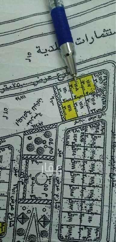 1530452 قطعتين ارض على الواجهة البحريه خلف استثمارات البلديه مساحتها ١٢٠٠ م سعرها ٢٦٠ ال الواجهة غربية شارع ٢٥ م