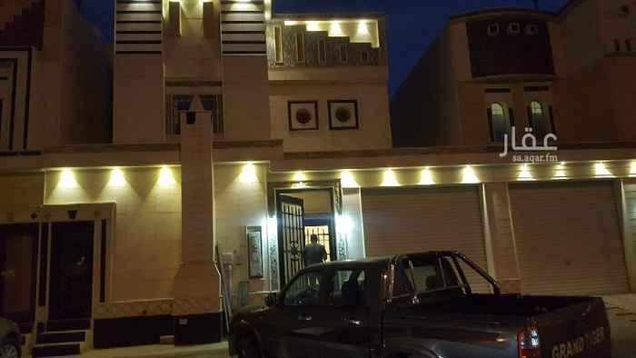 1818161 فله درج داخلي للايجار حي الرمال الذهبي موقع ممتاز شارع/٢٥شمالي قريب من الخدمات