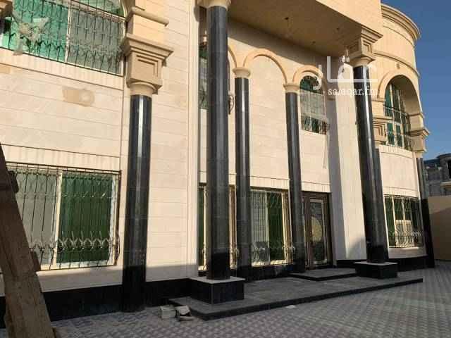 1624691 فيلا بحي الرحاب مساحة 504 تصميم ممتاز وحي   عليها ليفت  السعر مليون و 750 حد  0595718861